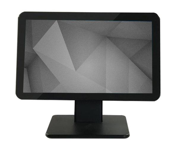 """Black 15.6"""" Capacitive Touch Screen POS PC 1"""