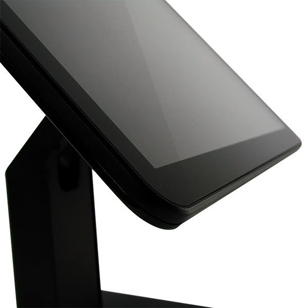 """Black 15.6"""" Capacitive Touch Screen POS PC 8"""