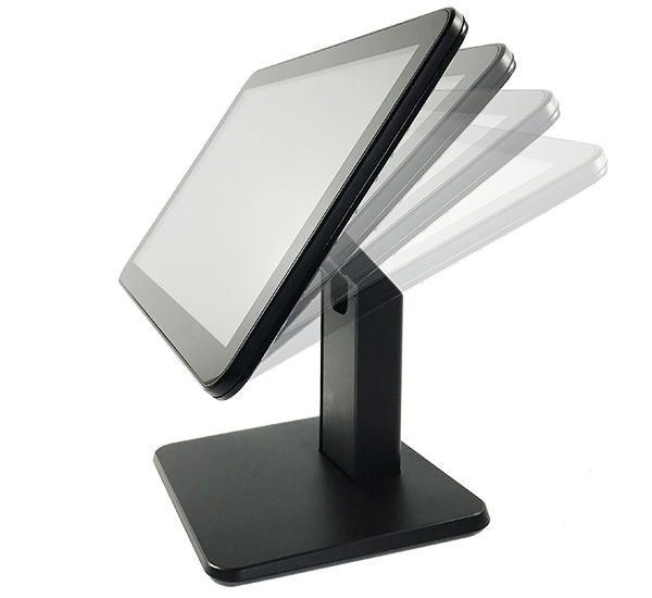 """Black 15.6"""" Capacitive Touch Screen POS PC 5"""